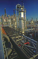 Chemical Plant Piping