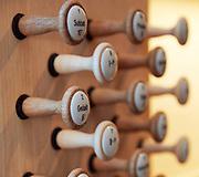 orgelrestaurering i Islev Kirke i Rødovre, orgel, orgeltangenter