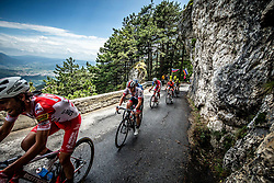 Jan Polanc (SLO) of UAE Team Emirates during 4th Stage of 26th Tour of Slovenia 2019 cycling race between Nova Gorica and Ajdovscina (153,9 km), on June 22, 2019 in Slovenia. Photo by Vid Ponikvar / Sportida
