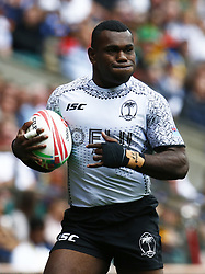 May 26, 2019 - London, England, United Kingdom - Asaeli Tuivuaka of Fiji.during The HSBC World Rugby Sevens Series 2019 London 7s Cup Quarter Final Match 32 between Fiji and Ireland at Twickenham on 26 May 2019. (Credit Image: © Action Foto Sport/NurPhoto via ZUMA Press)