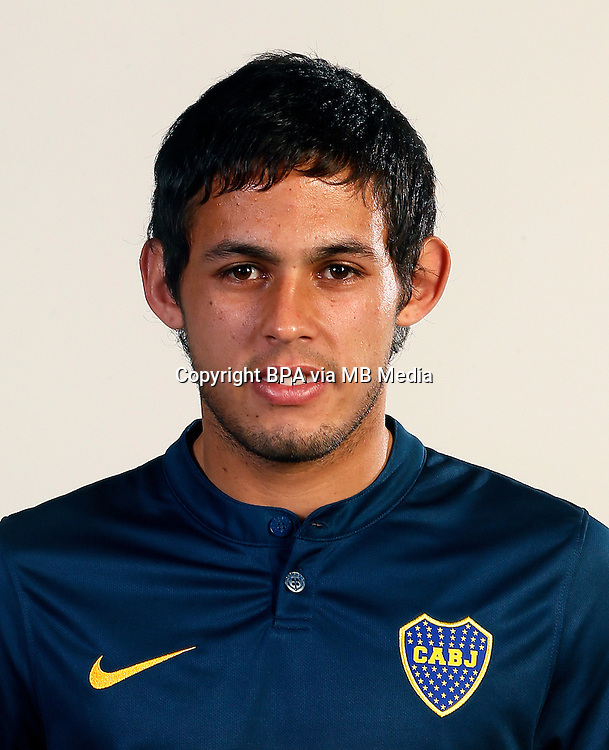 Argentina League - Primera Division 2015 / <br /> Club Atletico Boca Juniors - Argentina - <br /> Marcelo Meli