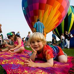 Balloon Festival Quechee Vermont USA (MR)