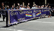 Gay rights supporters had much to celebrate at this year's New York City Pride Parade, which came on the heels of the Supreme Court's decision to overturn DOMA (Defense of Marriage Act).  The ruling extends federal benefits to same-sex couples who are married in states that recognize gay marriage.