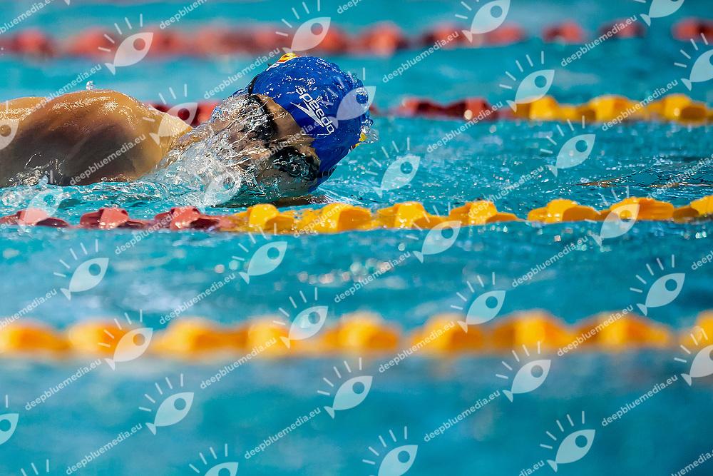 VILLANUEVA IGLESIAS J. ESP<br /> 200m Freestyle Men Heats<br /> LEN 44th European Junior Swimming Championships<br /> Netanya, Israel <br /> Day04 01-07-2017<br /> Photo Andrea Masini/Deepbluemedia/Insidefoto