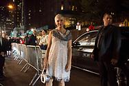 Michelle Williams at Louis Vuitton's Volez Voguez Voyagez NYC