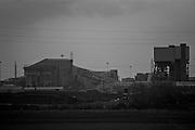 Kellingley Colliery, Knottingley. British Coal North Yorkshire Area. 06.02.1992