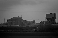 Kellingley Colliery, Knottingley. British Coal North Yorkshire Area. 06.02.1992