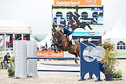 Henrik Worst - Powerhorse Annabel<br /> Outdoor Gelderland 2016<br /> © DigiShots