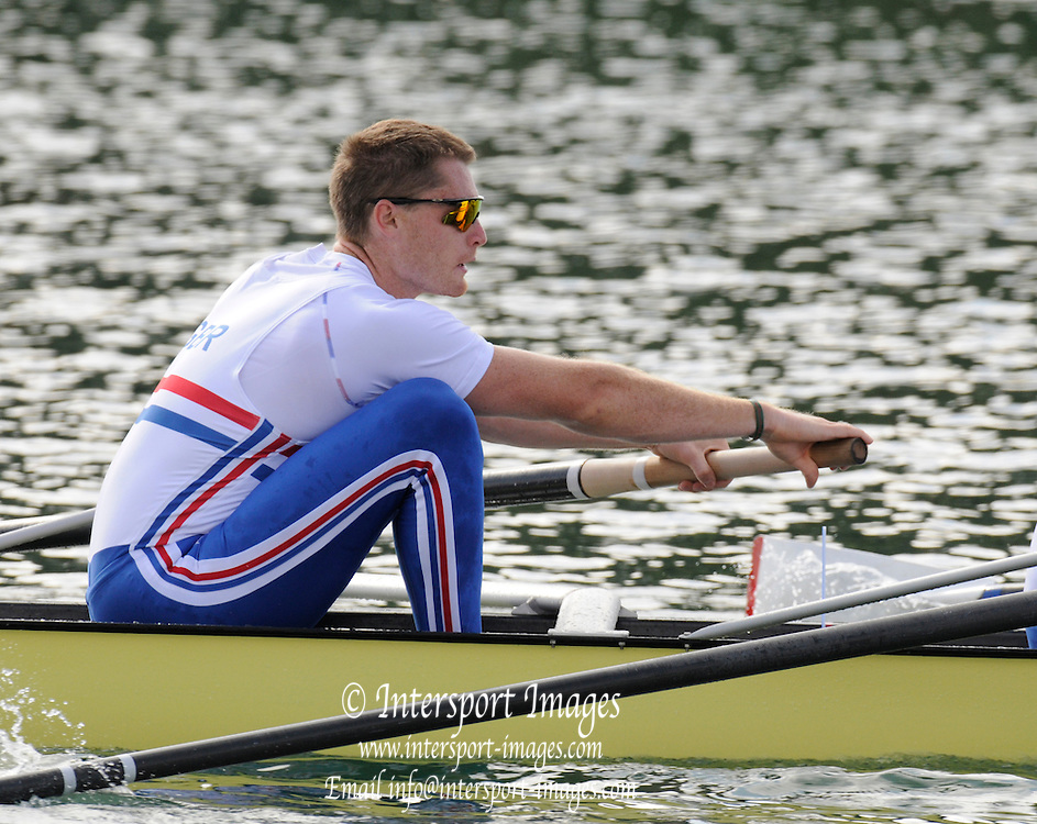 Reading, Great Britain, GBR M8+ 2011 GBRowing World Rowing Championship, Team Announcement.  GB Rowing  Caversham Training Centre.  Tuesday  19/07/2011  [Mandatory Credit. Peter Spurrier/Intersport Images]. Cameron Nichol.