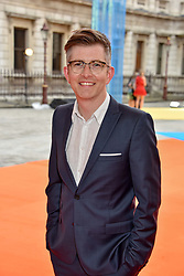 Gareth Malone at the Royal Academy of Arts Summer Exhibition Preview Party 2017, Burlington House, London England. 7 June 2017.