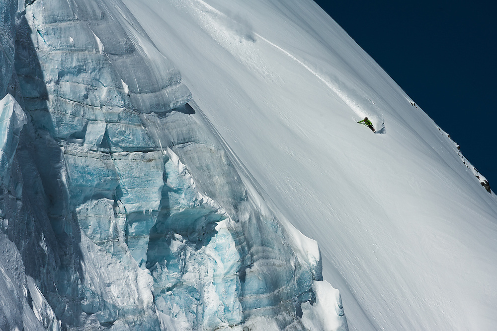 Johan Olafson, the first Deeper expedition, AK.