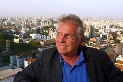 O franco-alemao Daniel Cohn-Bendit político do partido ecologista Die Grunen, e atualmente deputado europeu e co-presidente do Grupo dos Verdes/Aliança Livre Europeia. Foi líder estudantil protagonista da massiva movimentação popular em maio de 1968 em Paris. FOTO: Lucas Uebel/Preview.com