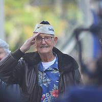 Pearl Harbor Survivor Memorial - NAS Pensacola 2015