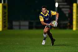 Worcester Cavaliers in action - Mandatory by-line: Craig Thomas/JMP - 23/10/2017 - RUGBY - Sixways Stadium - Worcester, England - Worcester Cavaliers v Wasps - Aviva A League