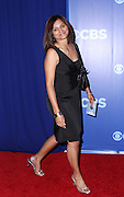 Sandra Diaz-Twine attends the 2010-2011 CBS Upfront Arrivals at Lincoln Center in New York City on May 19, 2010...
