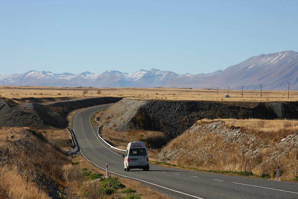Tekapo , Central Otago, New Zealand, Saturday, May 05, 2012. Credit:SNPA / Dianne Manson
