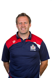 Bristol Rugby Academy Forwards Coach Mark Irish - Rogan Thomson/JMP - 22/08/2016 - RUGBY UNION - Clifton Rugby Club - Bristol, England - Bristol Rugby Media Day 2016/17.