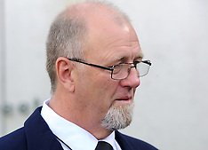 Wellington-Mark Lundy arrives for murder retrial