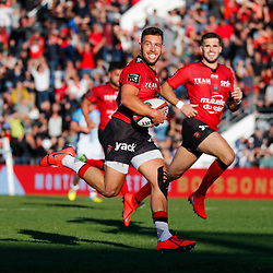 16,03,2019 Top 14 Toulon and Montpellier