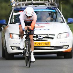 18-07-2016: Wielrennen: Thueringen Rundfahrt vrouwen: Zeulenroda<br />ZEULENRODA (DLD) wielrennen  <br />Jeanne Korevaar
