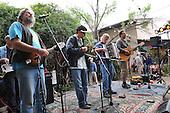 The Determined Luddites Concert at 2010 Tucson Folk Festival