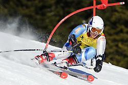 02.02.2011, Nici Hang, Lachtal, AUT, FIS Junioren Riesentorlauf, Men, im Bild // Zan Groselj (AUT) // during the men giant slalom race at the FIS Junior races in Lachtal, EXPA Pictures © 2011, PhotoCredit: EXPA/ S. Zangrando