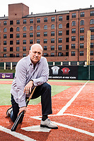 Cal Ripken, Jr., pictured at The Ripken Experience Aberdeen in Aberdeen Maryland on February 22, 2017. Photo by Ryan Donnell