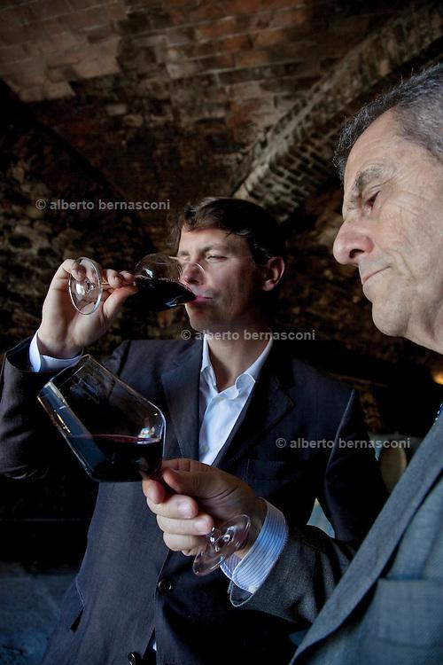 Italy, Tuscany, Il Borro, resort, Spa, and winery, ownde by Ferragamo Family.Salvatore and Ferruccio Ferragamo.