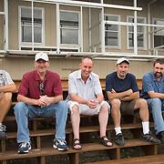 John Marles, Don Campbell, Mark Evans, Joe Ferreira and David Stephenson in Spring Hill, Fl., on Friday, November 22, 2013. Photo by David Stephenson