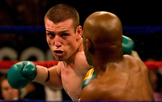 May 18, 2007: John Duddy vs Dupre Strickland