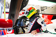 June 14-19, 2016: 24 hours of Le Mans. Michael Conway, TOYOTA GAZOO RACING, TOYOTA TS050