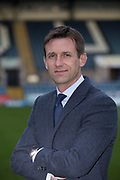 New Dundee FC interim manager Neil McCann pictured at Dens Park, Dundee, Photo: David Young<br /> <br />  - &copy; David Young - www.davidyoungphoto.co.uk - email: davidyoungphoto@gmail.com