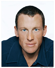 LANCE ARMSTRONG-PORTRAITS