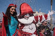Burlamacco and Ondina, testimonials of the Carnival