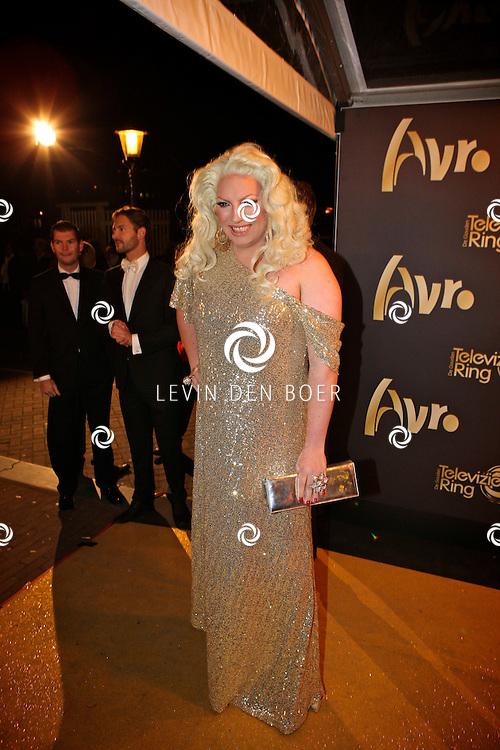 AMSTERDAM - In theater Carre is de Gouden Televizier Ring gala weer geweest.  Met op de foto MayDay. FOTO LEVIN DEN BOER - PERSFOTO.NU
