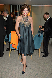 KATE SILVERTON at the David Shepherd Wildlife Foundation Wildlife Ball at The Dorchester, Park Lane, London on 9th October 2015.