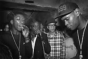 Smokin' Da Mic, The Crypt, Bristol, 1985