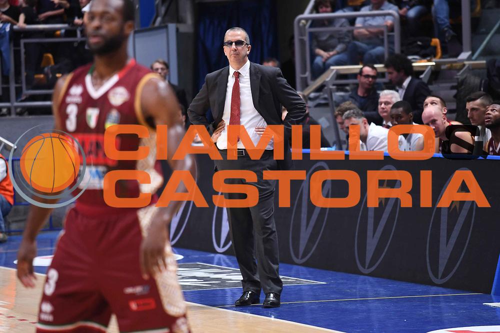 Walter De Raffaele<br /> Segafredo Virtus Bologna - Umana Reyer Venezia<br /> Lega Basket Serie A 2017/2018<br /> Bologna, 29/10/2017<br /> Foto M.Ceretti / Ciamillo - Castoria