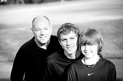 20111224 Sheila, Mike, Colby and Logan..photo by Laura Mueller www.lauramuellerphotography.com