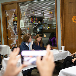 Catherine Cortez Masto rural tour for The Nevada Independent