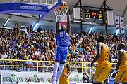 DESCRIZIONE : 5° International Tournament City of Cagliari Dinamo Banco di Sardegna Sassari - Limoges CSP<br /> GIOCATORE : Jarvis Varnado<br /> CATEGORIA : Schiacciata Sequenza<br /> SQUADRA : Dinamo Banco di Sardegna Sassari<br /> EVENTO : 5° International Tournament City of Cagliari<br /> GARA : Dinamo Banco di Sardegna Sassari - Limoges CSP Torneo Città di Cagliari<br /> DATA : 18/09/2015<br /> SPORT : Pallacanestro <br /> AUTORE : Agenzia Ciamillo-Castoria/L.Canu