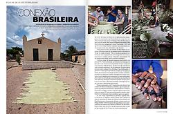 Casa VOGUE - &quot;Conex&atilde;o Brasileira&quot;<br /> Projeto A GENTE TRANSFORMA<br /> Abril, 2012