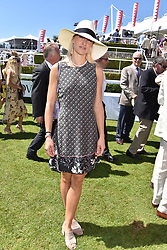 Lady Alexandra Draper at the Qatar Goodwood Festival - Glorious Goodwood, Goodwood Racecourse, West Sussex 02 August 2018.