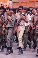 Nicaragua soldiers