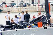 Palma de Mallorca, 01-08-2017<br /> <br /> <br /> Pierre Casiraghi at the 36th Copa del Rey sailing contest at the Bay of Palma de Mallorca.<br /> <br /> <br /> <br /> Royalportraits Europe/Bernard Ruebsamen