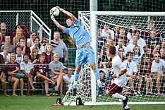 CofC Soccer v USC