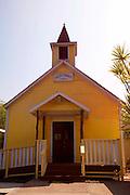 Church, Milolii, Island of Hawaii