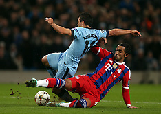 141125 Man City v Bayern Munich