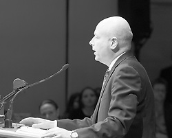 March 28, 2019 - New York, New York, United States - White House advisor on Israel Jason Greenblatt speaks during 7th Annual Champions of Jewish Values Gala at Carnegie Hall (Credit Image: © Lev Radin/Pacific Press via ZUMA Wire)