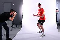 Volleyball 1. Bundesliga  Saison 2018/2019  Media Day Fotoshooting  TV Rottenburg  07.09.2018 Mitchel Penning